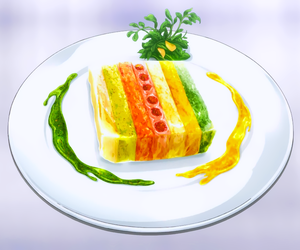 food wars, shokugeki no souma, and top 10 recipes image