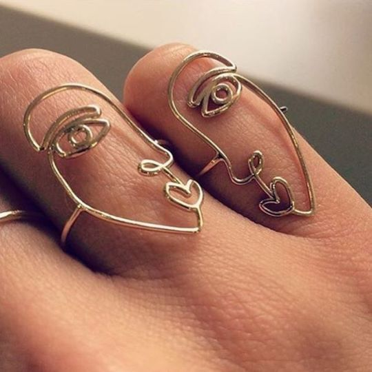 rings, ring, and aesthetic image