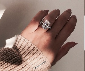 ring and fashion image
