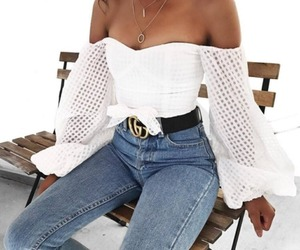 accessories, autumn, and belt image