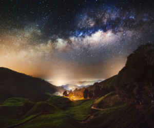 amazing, Dream, and galaxy image