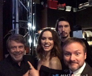 mark hamill, daiver, and adam driver image