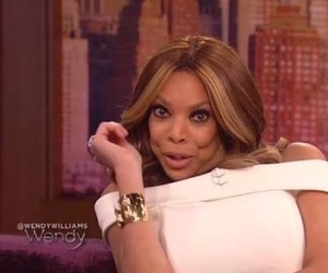 memes, wendy williams, and reaction pic image