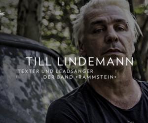rammstein and till lindemann image