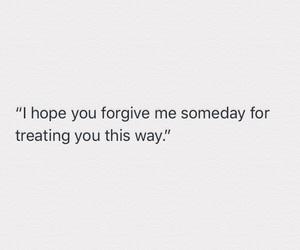forgive me, hope, and optimistic image