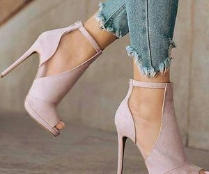 design, fashion, and high heels image