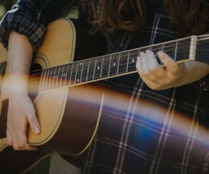 article, guitar, and music image
