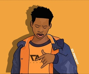 dope art and tay k image