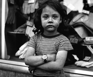b&w, childhood, and black and white image
