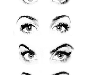 Amy Winehouse and eyes image