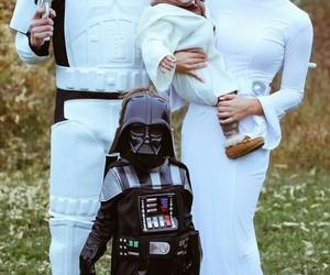 star wars, darth vader, and family image