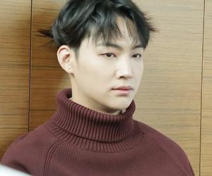 JB, kpop, and reaction image