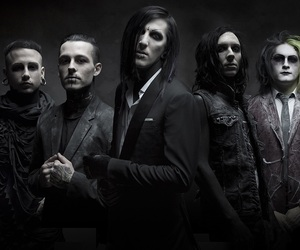 motionless in white, miw, and ryan sitkowski image