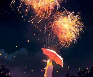 art, bonfire night, and celebration image