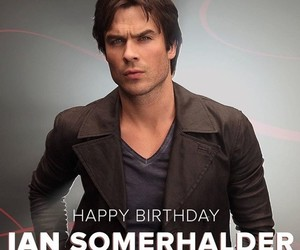 salvatore, birthday boy, and somerhalder image