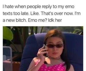 funny, meme, and emo image