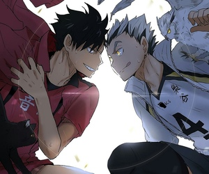 haikyuu, haikyu, and anime image