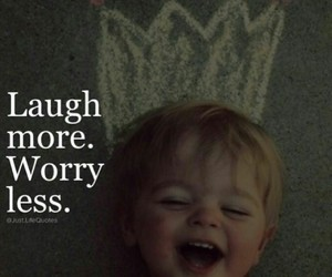 laugh and laugh worry quets image