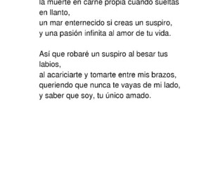 amor, frases, and retrato image