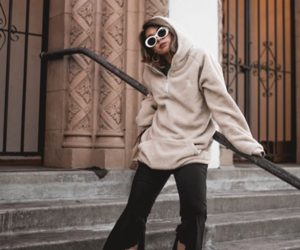 fashion, winter, and ootd image