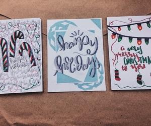 art, christmas, and diy image
