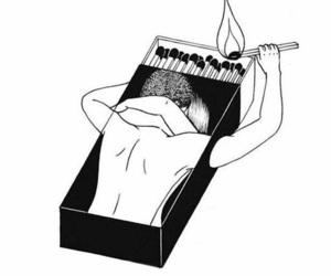 fogo, paixão, and sexo image