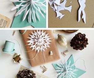 christmas, gift wrapping, and holidays image