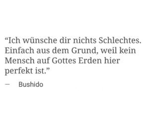 bushido, zitat, and sprüche image