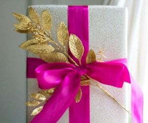 christmas, gift wrapping idea, and gift wrapping image