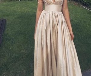 dress, style, and gown image