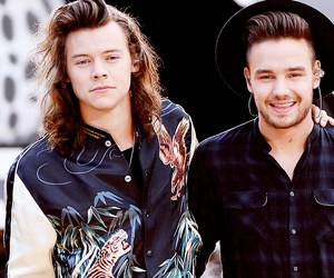 liam payne, Harry Styles, and one direction image