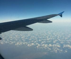 airplane, Dream, and Dubai image