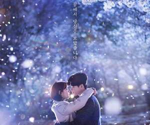 lee jong suk, kdrama, and while you were sleeping image