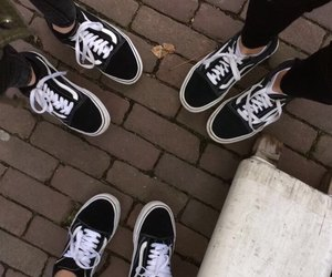 vans and grunge image