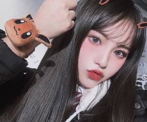 asian, ulzzang, and icon image