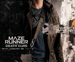 thomas, maze runner, and death cure image