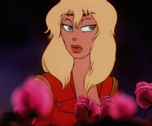 80s, angel, and animation image