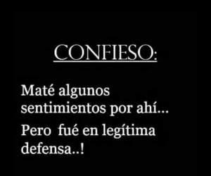 mate, defensa, and legítima image