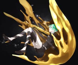 anime, phosphophyllite, and houseki no kuni image