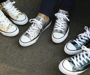 chic, cool, and converse image
