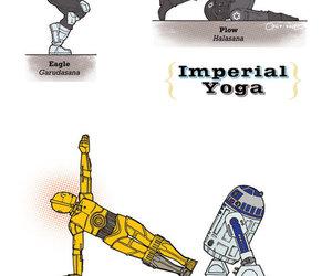 starwars and yoga image