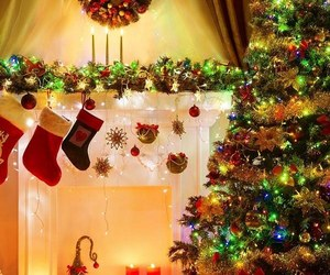 christmas, gifts, and winter image