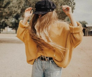 70s, fashion, and blonde image