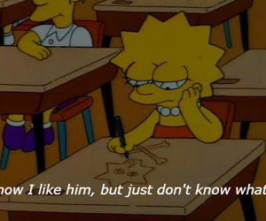 simpsons, love, and des image