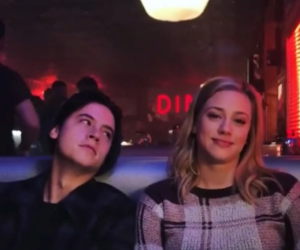 riverdale and couple image