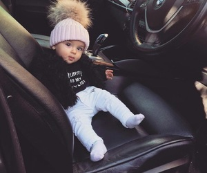 baby, car, and bmw image