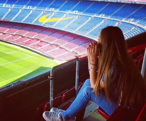 Barca, Dream, and fans image