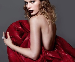 aesthetic, Taylor Swift, and vogue image