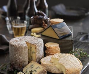 cheese, delicious, and eat image
