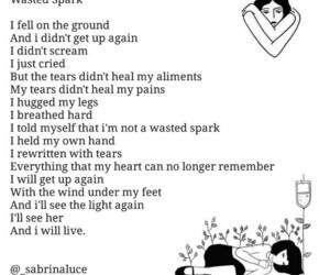 Lyrics, mental health, and mental illness image